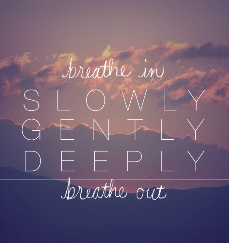One Complete Cycle of Breath