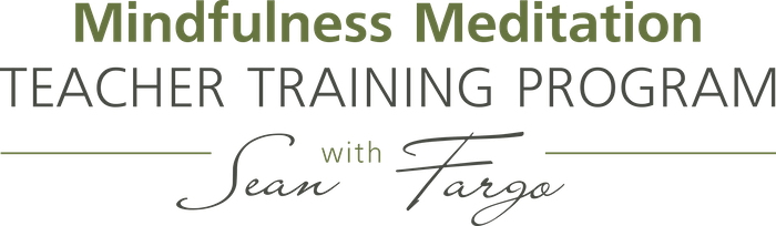Mindfulness Meditation Teacher Training Program Logo